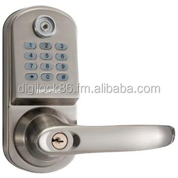 keypad lock tm card v280tm buy digital keypad door lock product on. Black Bedroom Furniture Sets. Home Design Ideas