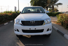2015 TOYOTA HILUX DC 4x4 P 2.7L MT - LONG WHEEL BASE