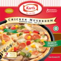 Kart's Pizza Chicken Mushroom