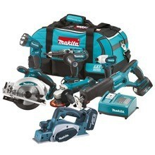 Original Original Makita power tools LXT1500 18-Volt LXT Lithium-Ion Cordless 15-Piece makita Combo Kit