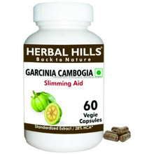 Natural Tonic for Weight Loss Garcinia Veg Capsules