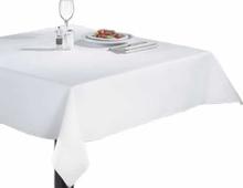White Table Cloth