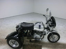 Various types of Used Japanese Trike Motorcycles