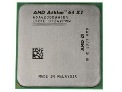 Compeve A_M_D 2.2GHz Athlon 64 x2 4200+ Dual Core CPU Socket 939 ADA4200DAA5BV Processor