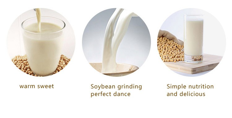 protein content in milk and soya