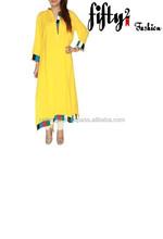Pakistani Designer Awesome Long Kurti For Ladies
