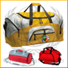 Polyester Promotional sports duffel bag travel bags