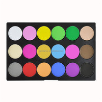 Professional 18 Colors Makeup Eyeshadow Matte Nature Cosmetic Palette Makeup Beauty Tool High Quality