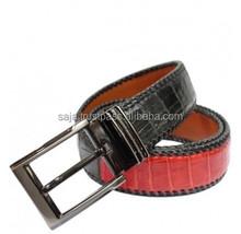 Crocodile leather belt for men SMCRB-024