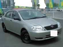 Toyota Corolla X Assistant package NZE120 2003 Used Car