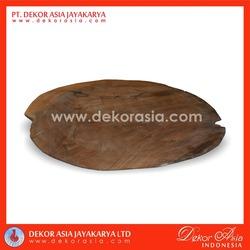 FRUIT PLATE - Wood Bowls