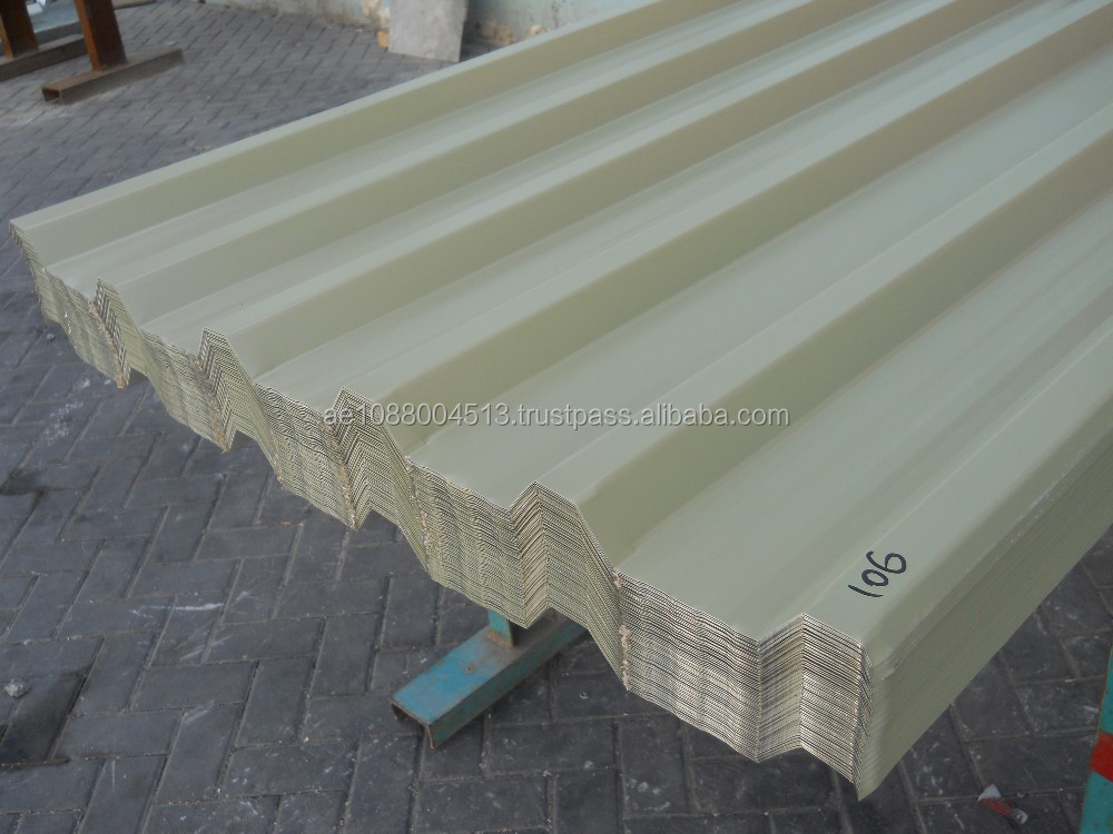 Qatar Roofing Profile Sheets And Panels Insulated Sandwich