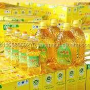 Refined Sunflower Oil (1L, 2L, 3L, 5L, 10L PET Bottle) Refined vegetable Oil from Ukraine