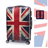 Union Jack Travel Luggage