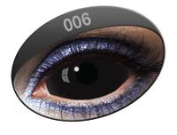 Black Sclera lenses 22mm