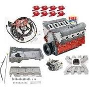 NEW Chevrolet Performance Lsx376 Long Block Crate Engine Kit Includes:: Chevrolet Performance 19260831K: Chevrolet Performance E
