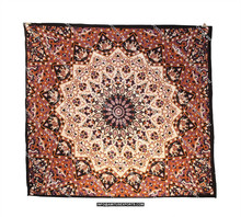 Star Mandala Purple Multi Color Hippie Tapestry Wholesale Indian Tapestry Wall Tapestry