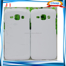 3D Clear phone skin For Samsung GALAXY J1 ,Mobile phonecase for customize printing