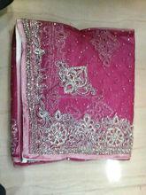 Stone work sarees