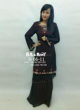 Wholesale Beautiful Baju Kurung With Beaded Simple 2015
