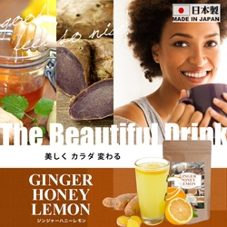 Nutritious buyer of ginger smoothie bar ginger honey lemon , small lot order available