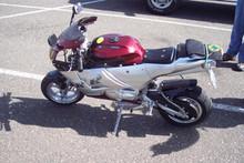 Cheap Sales+ Free Shipping 110cc Manual X18 Super Pocket Bike