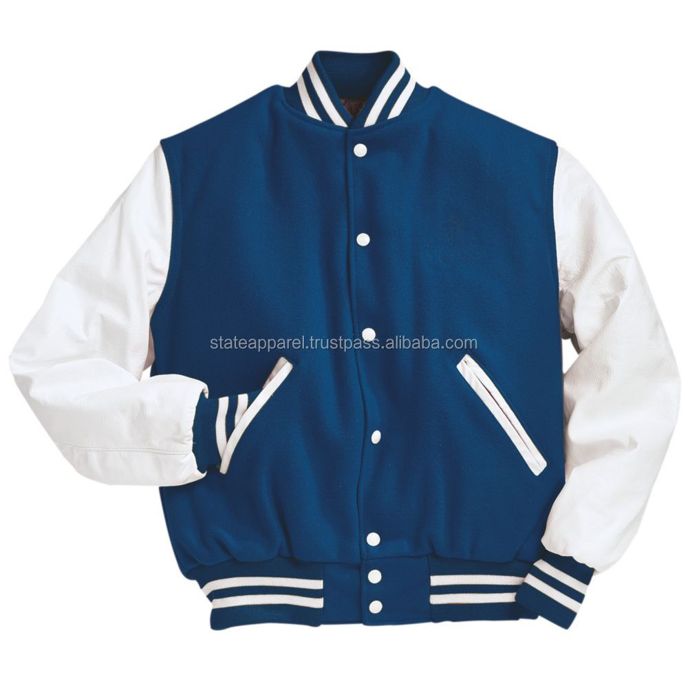 Customize Your Own Letterman Varsity Jacket/customize Your ...