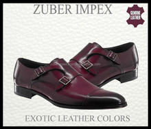 Leather Shoes for men - MONK STRAP LATEST