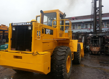Used wheel loader caterpillar 966E for sale, good condiiton, original from Japan