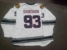 custom made ice hockey jerseys PAYPAL accepted ice hockey goalie jerseys Tackle twill embroidery