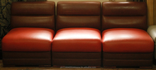 German Leather Sectional Sofa (3 sofa)