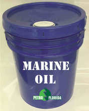Marine 15w-40 Synthetic Blend_ Engine Oil_*5 Gallon Pail