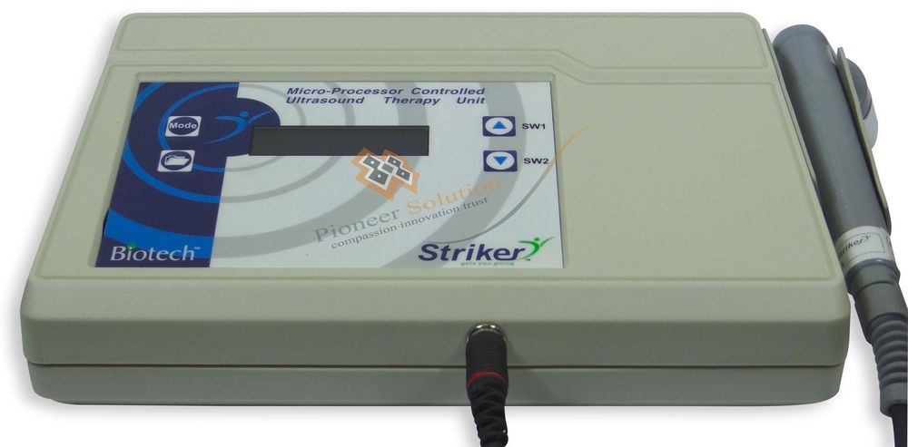 ultrasound machine for physiotherapy