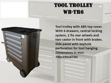 TOOL TROLLEY WB-TR6