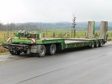 Hoffmann 25 Ton Low Loader - Stock no:11521