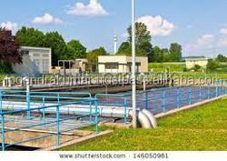 Le dessalement de l' eau de mer usine