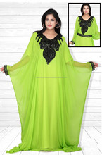 2015 dubai fashion kaftan/ DUBAI VERY FANCY KAFTANS abaya jalabiya Ladies Maxi Dress Wedding gown