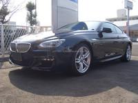 USED CARS - BMW 6 SERIES 650I COUPE M SPORT PKG D CAR (LHD 820426 GASOLINE)