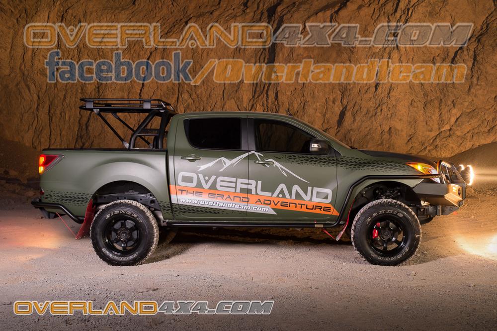 Overland Car Decorative Stickers - Buy Overland Decorative ...