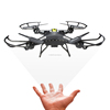H8C Drone 2.4G 4CH 6 Axis JJRC Quadcopter with Camera Video Aaginst Hubsan RC Helicopter