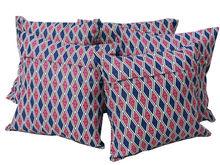 New Geometric design cushion cover 5 set 40X40 cm, 50X50 cm, square decorative cushion cover