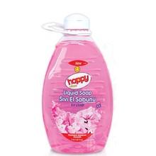 HAPPY CLEAN LIQUID HAND SOAP 2 LT WILD FLOWER