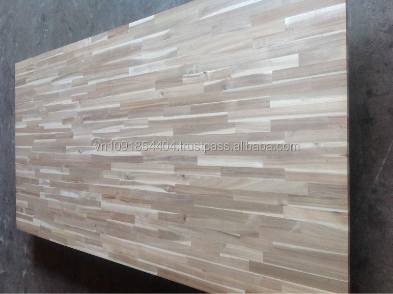 Acasia wood finger joint buy finger joint wood door for Finger joint wood doors