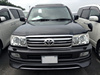 GOOD CONDITION USED CARS FOR TOYOTA LAND CRUISER 100 5D4WD VX-LTD G-SELECTION KR-HDJ101K EXPORTED FROM JAPAN