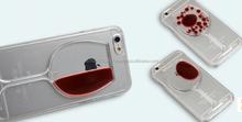 fashin phone case for Iphone, wine
