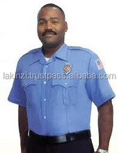 Guardia de seguridad uniformes