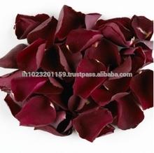 Pétalos de rosa/pétalos de rosa secos/rojo color de pétalos de rosa/