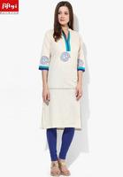 Superb Bollywood Kurti Designer Women Ethnic Dress Top Tunic Pakistani New 2015