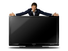 Consumer Electronics HD LCD TV