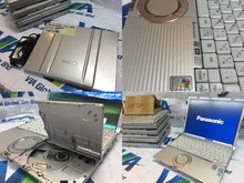 """Used laptops for India Model : CF ( C2D / 1GB / 60GB / DVD / Wifi / 12 """" )"""